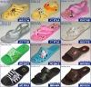 PVC Shoes-Air Blow
