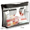advertising promotional transparent pvc packing cosmetic bag