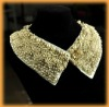 Fashion Lace Handmade Pearl Collar jewelry necklace