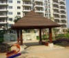 (9906)High Quality Outdoor Wooden Gazebo