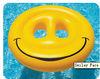 Swimline Inflatable Smiley Face Fun Island