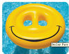 Swimline Inflatable Smiley Face Fun Island