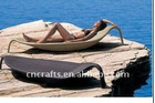 OUTDOOR FURNITURE LEAF LOUNGER SOFA RATTAN CANE WICKER FURNITURE set