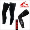 leg warmers with reflective LOGO