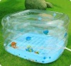 Rectangular Above Ground Baby Swimming Pool 120*102*75