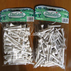 golf tees with header card pack