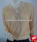 Ldies fashion style sweater short coat