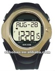 Digital sport pulse meter watch wristwatch