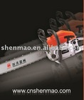 high quality gasoline powered chain saw machine
