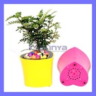 2012 Christmas Promotional Gift Mini USB Speaker Flowerpot Speaker Penholder Speaker for computer,indoor use