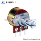 16mm potentiometer with switch