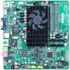 2COM+VGA+VGA pin+HDMI+2DDR3 DIMM+ interface for mobile+2PCIEx1port+4SATA+10USB2.0+GPIO+IR +DC POWER MINI ITX motherboard