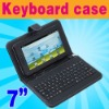 "USB Keyboard Case & Leather Pouch Cover Holder for 7"" Tablet MID ePad PC"