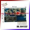 Super regeneration few components RF receiver module