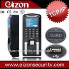 USB Rfid biometric long range passive rfid reader keypad relay fingerprint access control system