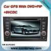 Car GPS Navigation for AUDI A4(EW-SA702DG)