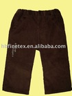 supply OEM chid trouser 019 child wear