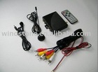 Car Digital TV Receiver/ DVB TV receiver/digital satellite TV receiver ----DVBT-1012