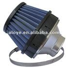 Racing car air intake filter kits