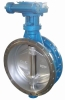 Triple Eccentric Metal Sealed Butterfly Valve