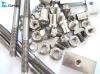 titanium nut and bolt