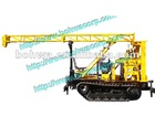 mini crawler drilling machine for soil testing, SPT testing