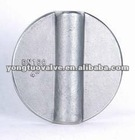 stainless steel or bronze Valve disc for butterfly valve