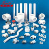 PPR pipe and fittings for industry water supply