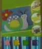 foam eva DIY toy for Snail
