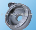 Pump housing,cast steel/cast iron pump parts