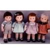 Vinyl baby doll