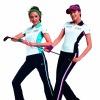 short sleeve ladies polo shirts
