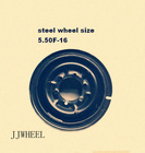 trailer steel wheel rim