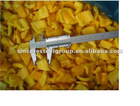 IQF yellow pepper