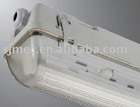 IP65 waterproof lamp T8 2x18w