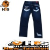 2013 Kids embroidered Denim Pants HSJ110506