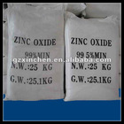 99.7 Zinc oxide for rubber chemical white powder