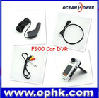 F900 HD Car Camera DVR Continuous Auto Focus Video Camera Recorder DVR