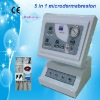 Ultrasonic & skin scrubber & diamond peel beauty machine Au-708