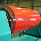 red color aluminum coil/sheet