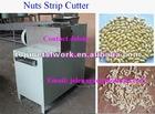Peanut & Almond Strip Cutting Machine