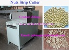 Peanut & Almond Strip Cutting Machine