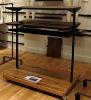 wood close rack / store display rack