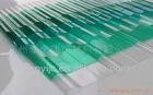 GWX ten years warranty ge polycarbonate clear corrugate sheet