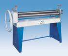 Asymmetrical 3 Roller Plate Bending Machine