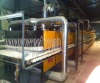 furnace for glass mosaic