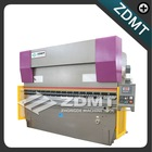hydraulic press brake with ESTUN E10 readout