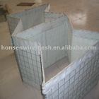 Hesco container (factory)