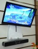 TV Intelligent Stand with Smart TV Box