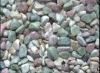 pebble stone, natural pebble, mixed-color pebble